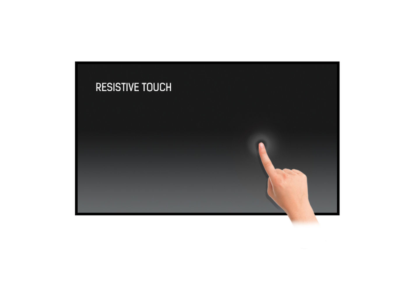 TOUCH TECHNOLOGY - RESISTIVE