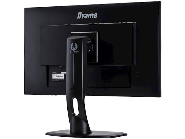 "iiyama G-Master Red Eagle gaming monitor GB2760HSU-B1 27"" Black, Full HD, 1ms, 144Hz, FreeSync, HDMI, Display Port, Height Adjustable image 7"