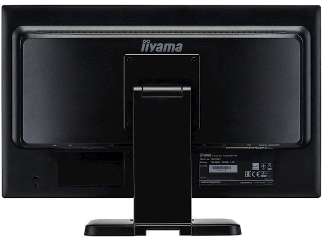 "iiyama ProLite monitor T2253MTS-B1 22"", Opitical 2pt touch, 2ms, HDMI, Glass front, 16:9 image 9"