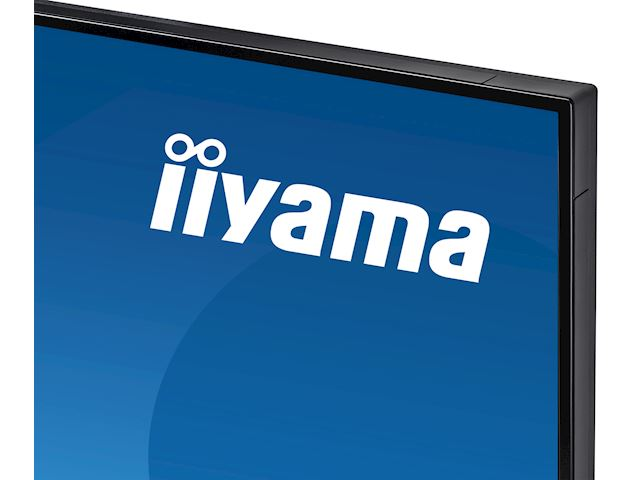 "iiyama ProLite LH4346HS-B1 42"", Black, IPS, Slim Bezel, HDMI, DisplayPort, Full HD, 24/7, Landscape, Daisy Chain function, PiP, Media Player image 6"