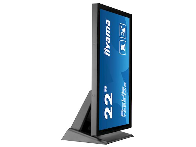 "iiyama ProLite T2234AS-B1 22"" PCAP 10pt touch screen with Android image 5"