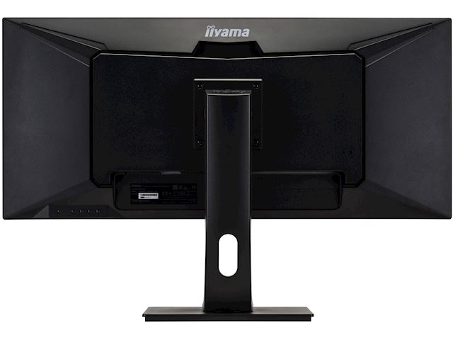 "iiyama ProLite XUB3493WQSU-B1 34"" IPS ultra-wide screen with HDMI and Height Adjustment image 2"