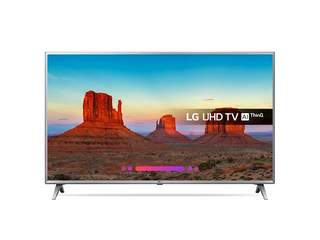 "CLEARANCE ITEM: LG 43UK6500PLA43"" ULTRA HD 4K TV WITH IPS PANEL image 0"