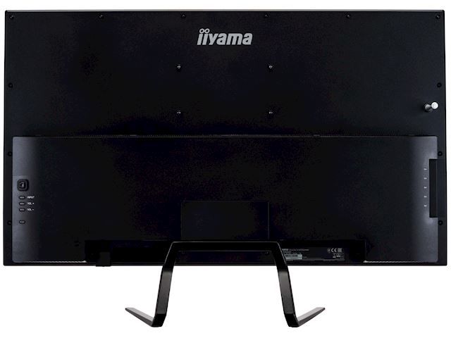 iiyama Prolite monitor X4372UHSU-B1 IPS LED, UHD, Picture-by-Picture, Dual DisplayPort, USB image 7
