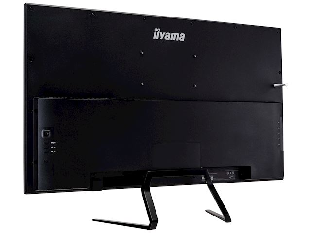 iiyama Prolite monitor X4372UHSU-B1 IPS LED, UHD, Picture-by-Picture, Dual DisplayPort, USB image 8