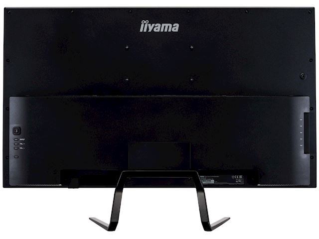 iiyama Prolite monitor X4372UHSU-B1 IPS LED, UHD, Picture-by-Picture, Dual DisplayPort, USB image 11