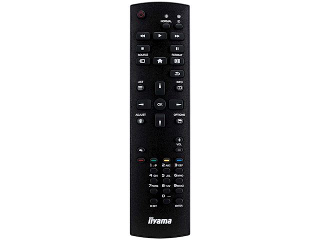 iiyama Prolite monitor X4372UHSU-B1 IPS LED, UHD, Picture-by-Picture, Dual DisplayPort, USB image 16
