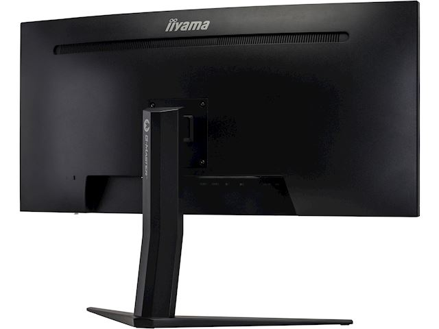 "iiyama G-Master Red Eagle curved gaming monitor GB3466WQSU-B1 34"" Black, 144hz, 3440x1440 res, 1ms, FreeSync, 2 x HDMI/DisplayPort with USB Hub image 6"