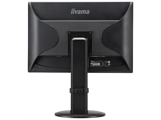 "iiyama ProLite monitor B2280WSD-B1 22"" 1680x1050, Black, Height Adjustable image 8"