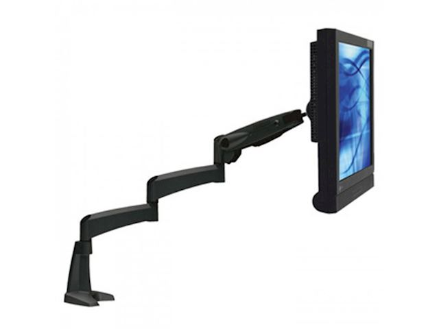 ErgoMounts EMVP502B VisionPro 500 Desk Mount Monitor Arm image 0