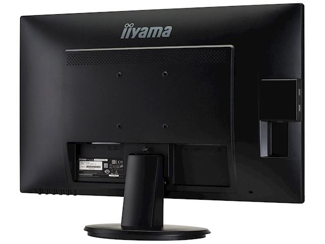 "iiyama ProLite monitor X2783HSU-B3 27"" AMVA+, Full HD, Black, HDMI, Display Port, USB Hub image 6"