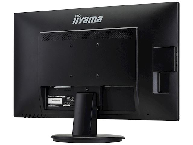 "iiyama ProLite monitor E2783QSU-B1 27"" 2560x1440, FreeSync, Black, HDMI, Display Port image 5"