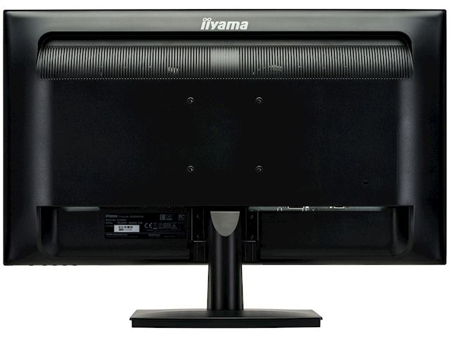 "iiyama ProLite X2888HS-B2 28"" VA 24 bit (95% NTSC Gamut), Full HD, Black, HDMI, Display Port  image 4"