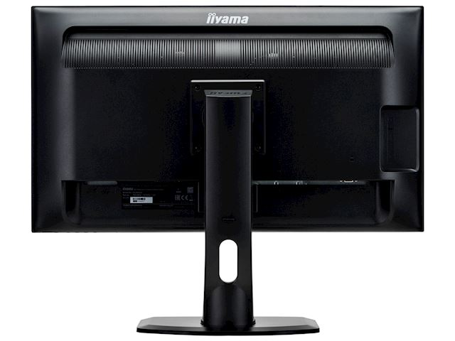 "iiyama G-Master Gold Phoenix gaming monitor GB2888UHSU-B1 28"" Black, 4K 3840x2160, 1ms, FreeSync, HDMI, Display Port, USB Hub, Height Adjustable image 5"