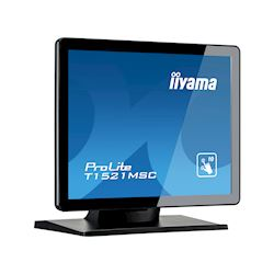 "iiyama ProLite monitor T1521MSC-B1 15"" Black, 5:4, Projective Capacitive 10pt touch, Bezel Free thumbnail 3"