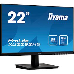 "Iiyama ProLite monitor XU2292HS-B1 22"" IPS, Full HD, Ultra Slim Bezel, HDMI"