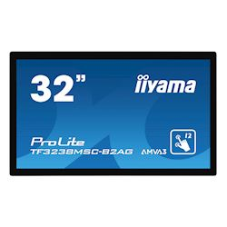 "iiyama ProLite TF3238MSC-B2AG 32"", Projective Capacitive 12pt touch, Open Frame, AMVA3, 24/7 Touch Screen"