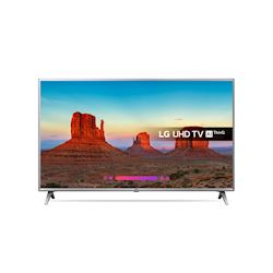 "CLEARANCE ITEM: LG 43UK6500PLA43"" ULTRA HD 4K TV WITH IPS PANEL thumbnail 0"