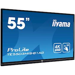 iiyama ProLite TE5503MIS-B1AG 55'' Interactive 4K UHD LCD Touchscreen with integrated annotation software  thumbnail 1