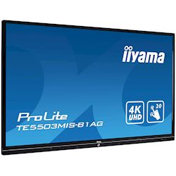 iiyama ProLite TE5503MIS-B1AG 55'' Interactive 4K UHD LCD Touchscreen with integrated annotation software  thumbnail 2