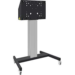 iiyama MD 062B7295 Floor lift on wheels for large format (touch) displays up to 120 kg with lockable lid for protection