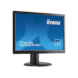 "iiyama ProLite monitor B2280WSD-B1 22"" 1680x1050, Black, Height Adjustable thumbnail 3"