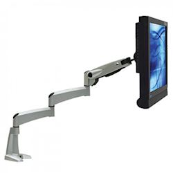 ErgoMounts VisionPro 500 Desk Mount Monitor Arm thumbnail 0