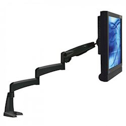 ErgoMounts EMVP502B VisionPro 500 Desk Mount Monitor Arm thumbnail 0