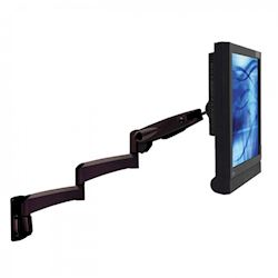 ErgoMounts EMVP502BWM VisionPro 500 Wall Mount Monitor Arm