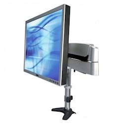 Ergomounts EMPMA101S ParaMotion Desk Mount Monitor Arm