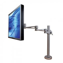 Ergomounts EMUV400TD UltraView 400 Desk Mount Monitor