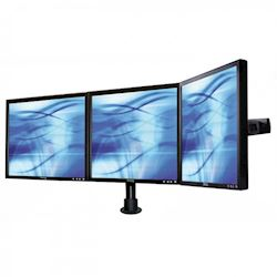 Ergomounts EMVP313TD VisionPro 300 EMVP313 Triple Monitor Desk Mount thumbnail 0