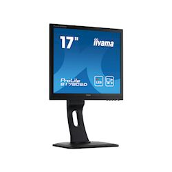 "iiyama ProLite monitor B1780SD-B1 17"" 5:4 Black, Height Adjustable, Black thumbnail 1"