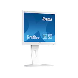"iiyama ProLite B1780SD-W1 17"" 5:4 Black, Height Adjustable, White thumbnail 3"
