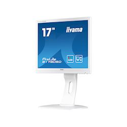 "iiyama ProLite B1780SD-W1 17"" 5:4 Black, Height Adjustable, White thumbnail 2"