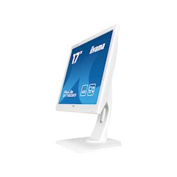"iiyama ProLite B1780SD-W1 17"" 5:4 Black, Height Adjustable, White thumbnail 5"