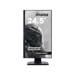 "iiyama G-Master Black Hawk GB2530HSU-B1 24.5"" Black, Ultra Slim Bezel, Full HD, 75Hz, 1ms, FreeSync, HDMI, Display Port, USB Hub thumbnail 3"