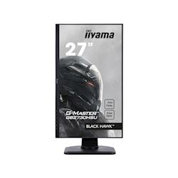 "iiyama G-Master Black Hawk gaming monitor GB2730HSU-B1 27"" Black, Ultra Slim Bezel, Full HD, 75Hz, 1ms, FreeSync, HDMI, Display Port, USB Hub thumbnail 3"