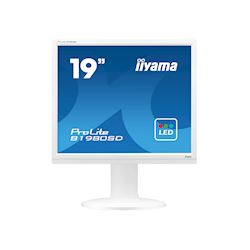 "iiyama ProLite monitor B1980SD-W1 19"" 5:4 Black, Height Adjustable, White thumbnail 3"