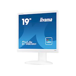 "iiyama ProLite monitor B1980SD-W1 19"" 5:4 Black, Height Adjustable, White thumbnail 5"