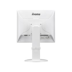 "iiyama ProLite monitor B1980SD-W1 19"" 5:4 Black, Height Adjustable, White thumbnail 8"